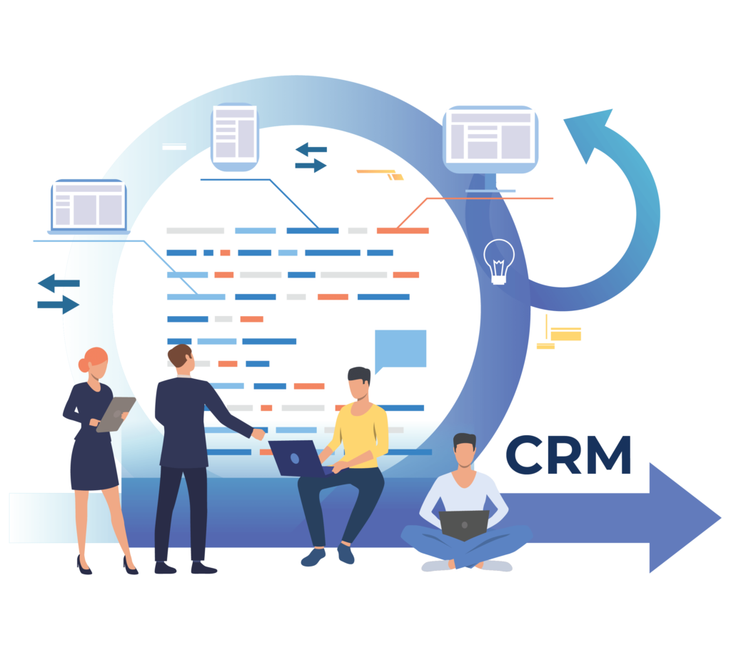 Colabration with CRM
