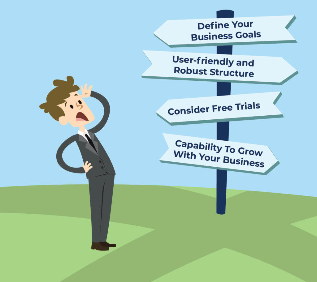 How to Choose the Right CRM For Your Startup